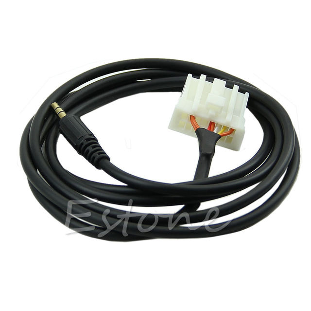 universal 3 5mm mini jack aux in audio cable for mazda 3 mazda 5 mazda 6