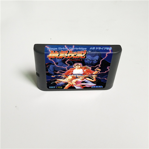 Fatal Fury 16 Bit MD Game Card For Sega Megadrive Genesis Video Game Console Cartridge