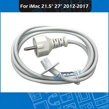 """جديد A1418 A1419 1.8 متر سلك الطاقة كابل ل iMac 21.5 """"27"""" مهايئ شاحن كابل استبدال 2012 2017"""