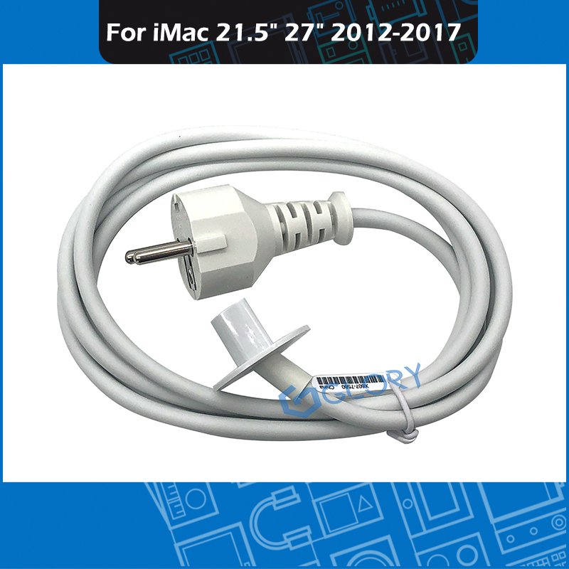 Original New A1418 A1419 1.8M Power Cord Cable For IMac 21.5