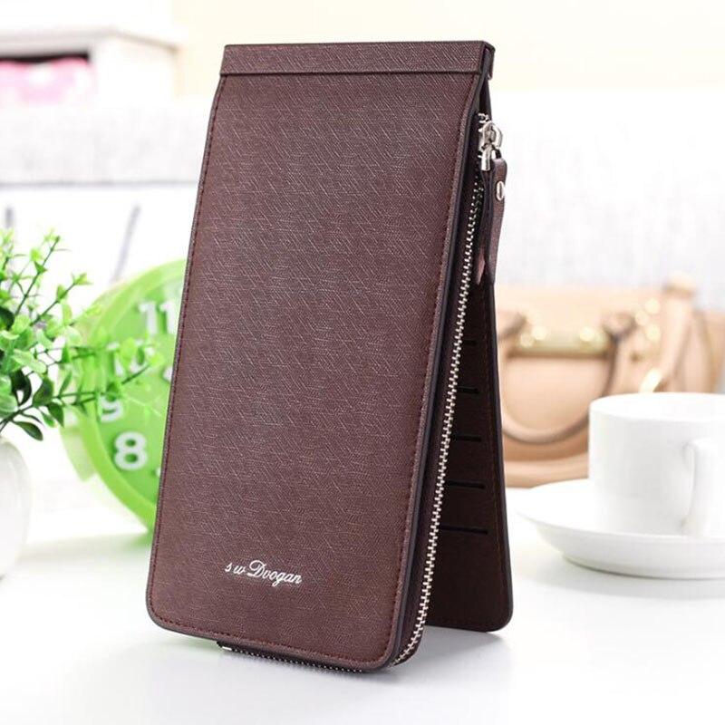3 pcs leather women men credit card holder travel wallets bags ladies Clutch purse cheap id cardholder carteira feminina WT009