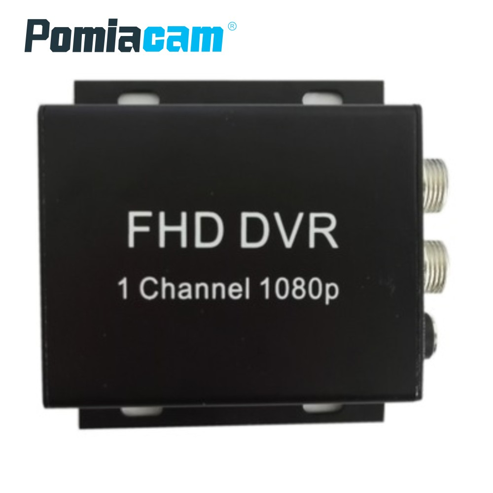 Hot-sale 5pcs/lot H.264 1ch Mini SD Card DVR FHD MDVR 1080P car Mobile DVR for shcoolbus,motorcycle 1 channel 2.0mp TVI AHD DVR 5pcs lot alc663 realtek 5 1 channel high definition audio codec