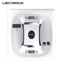 Liectroux X6 Window Cleaner robot Vacuum UPS Safe Rope Remote Control Suction Antifall mop glass tool home Window Clean machine
