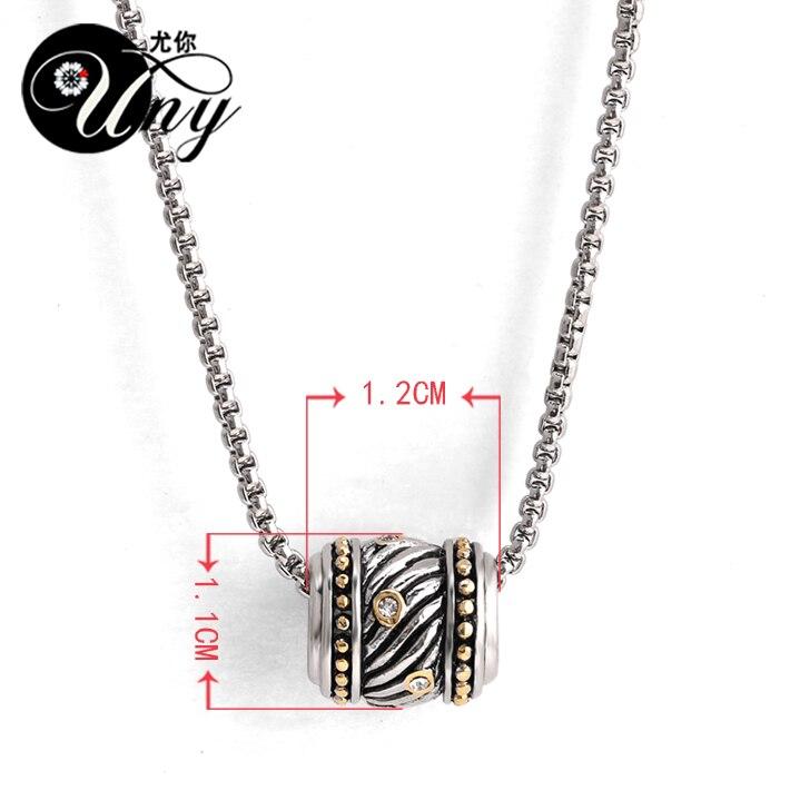 UNY Jewelry Necklaces Pendants Cable Wire Necklace Pendant Vintage ...
