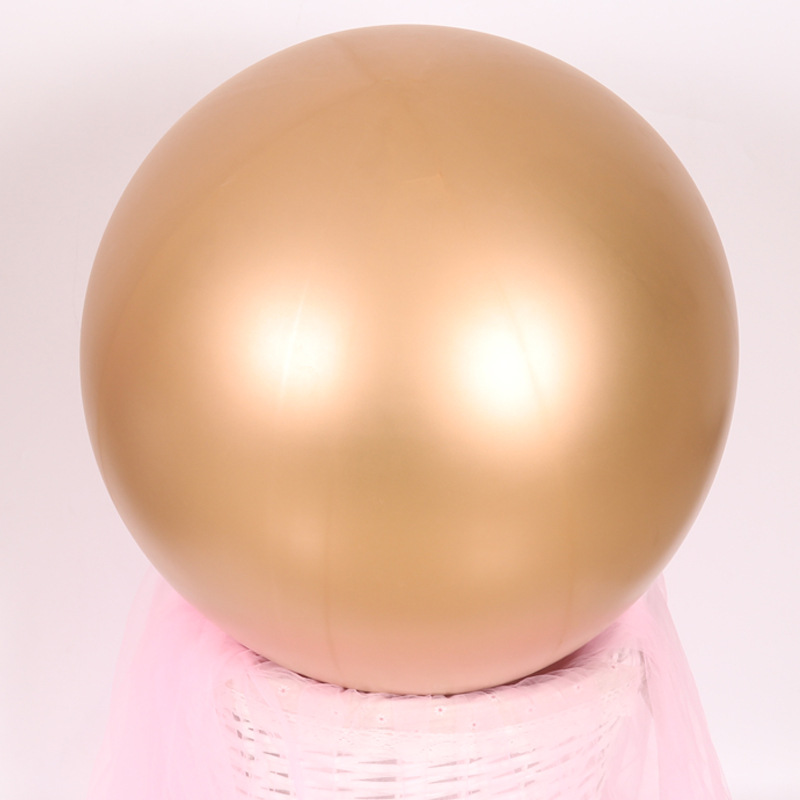 "36/"" Gold Large Balloon Party Decoration Metal Pearls Balloons Wedding Party Xmas"