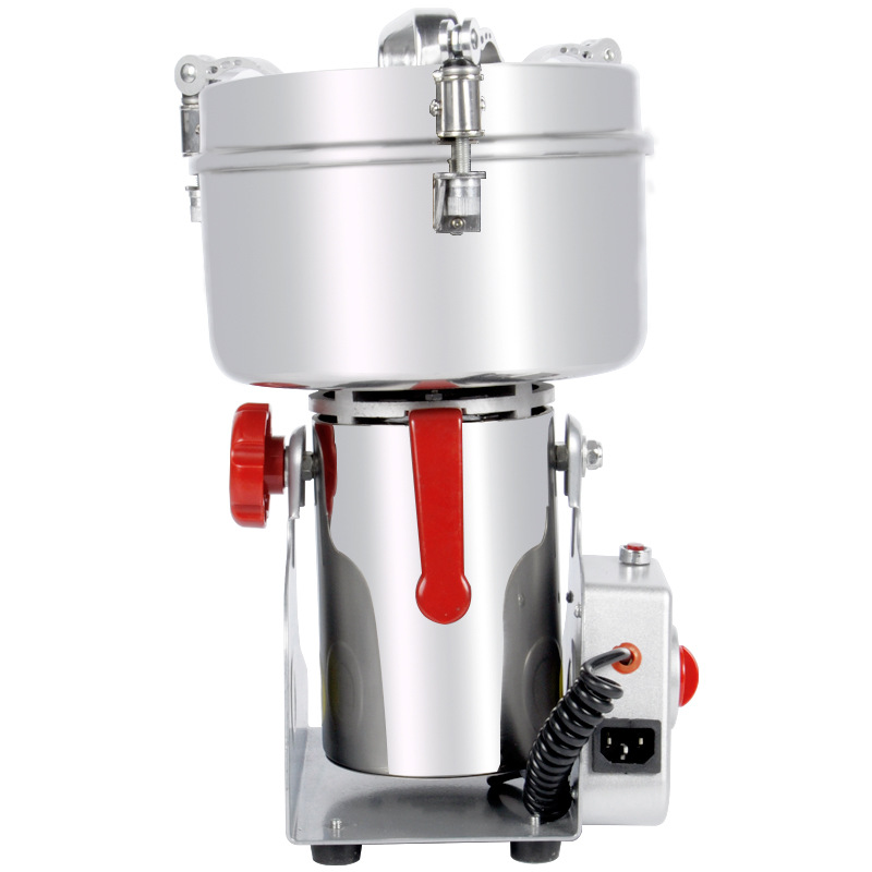 Stainless Steel Chinese Herbal Crusher Electric Grinder 1000g Household Swing Type Cereals Grinding Machine Mixer Chopper Device herbal muscle