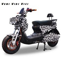 Venividivici 60/72/96V battery Electric car double seat scooter modified motorcycle mountain electric motorcycle Cool ebike