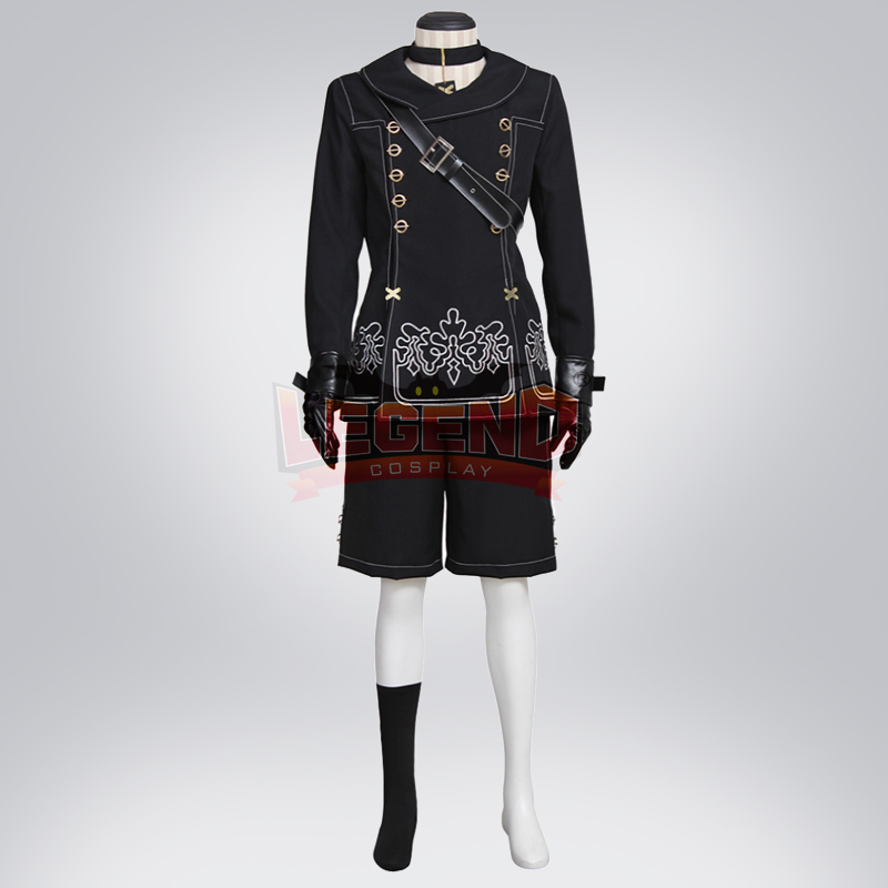 nier automatas NieR:Automata 9S cosplay costume adult costume full set All size