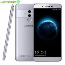 Смартфон LEAGOO T8 4G 5,5 »FHD 16:9 экран 1920*1080 ram 2 GB rom 16 GB Android 8,1 MT6750T Восьмиядерный распознавание лица 13MP мобильный телефон