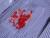 100% algodão! Top Quality nova primavera Summer Long casacos 2016 mulheres listrado impressão bordado Floral único Breasted ocasional casaco sol