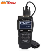 Best OBD2 ODB2 Autoscanner VGATE VS890 Car Diagnostic Tool Supports OBDII EOBD CAN Engine Reader For