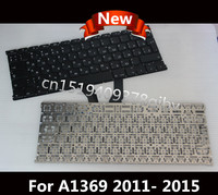 New Russian Keyboard For 13 Macbook Air A1369 A1466 Replacement Keyboard 2011 2012 2013 2014 Year
