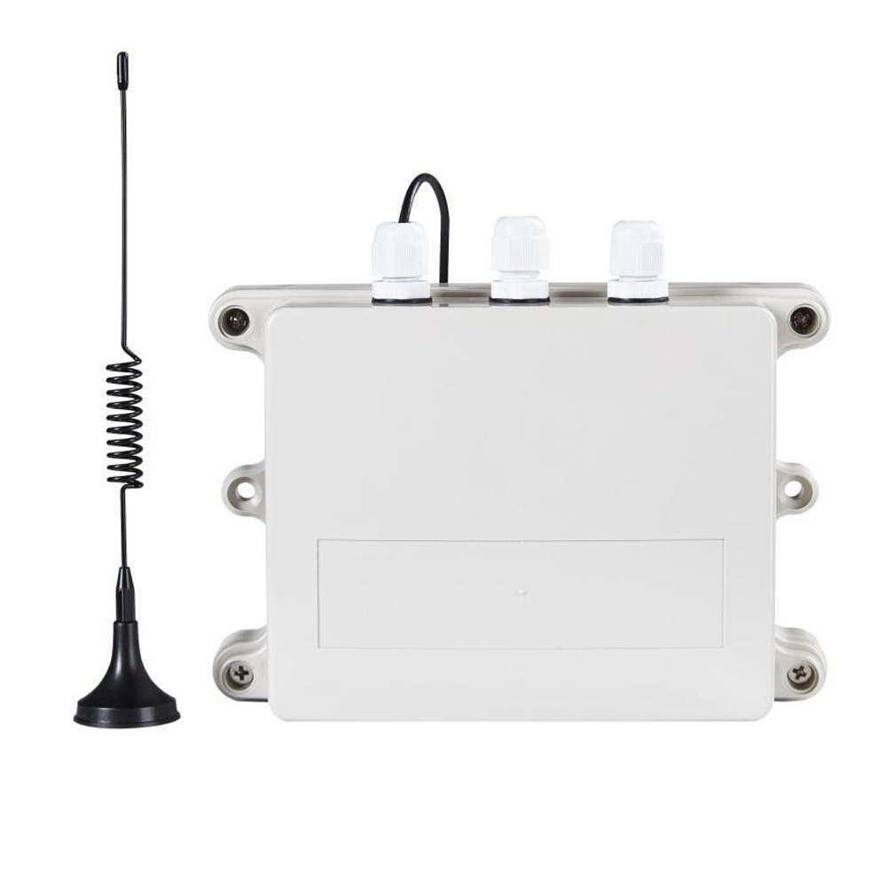 3G Outdoor Temperature Logger 4 Channel Temperature Inputs Support Ultra-Low/Low/High/Ultra-High limit Alarm Monitoring S261 ...