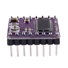 3D Printer Parts Stepstick A4988 DRV8825 Stepper Motor Driver Module With Heatsink Reprap Ramps 1.4 Control Board MKS 3d printer reprap sanguinololu ver1 3a control board for replacing ramps