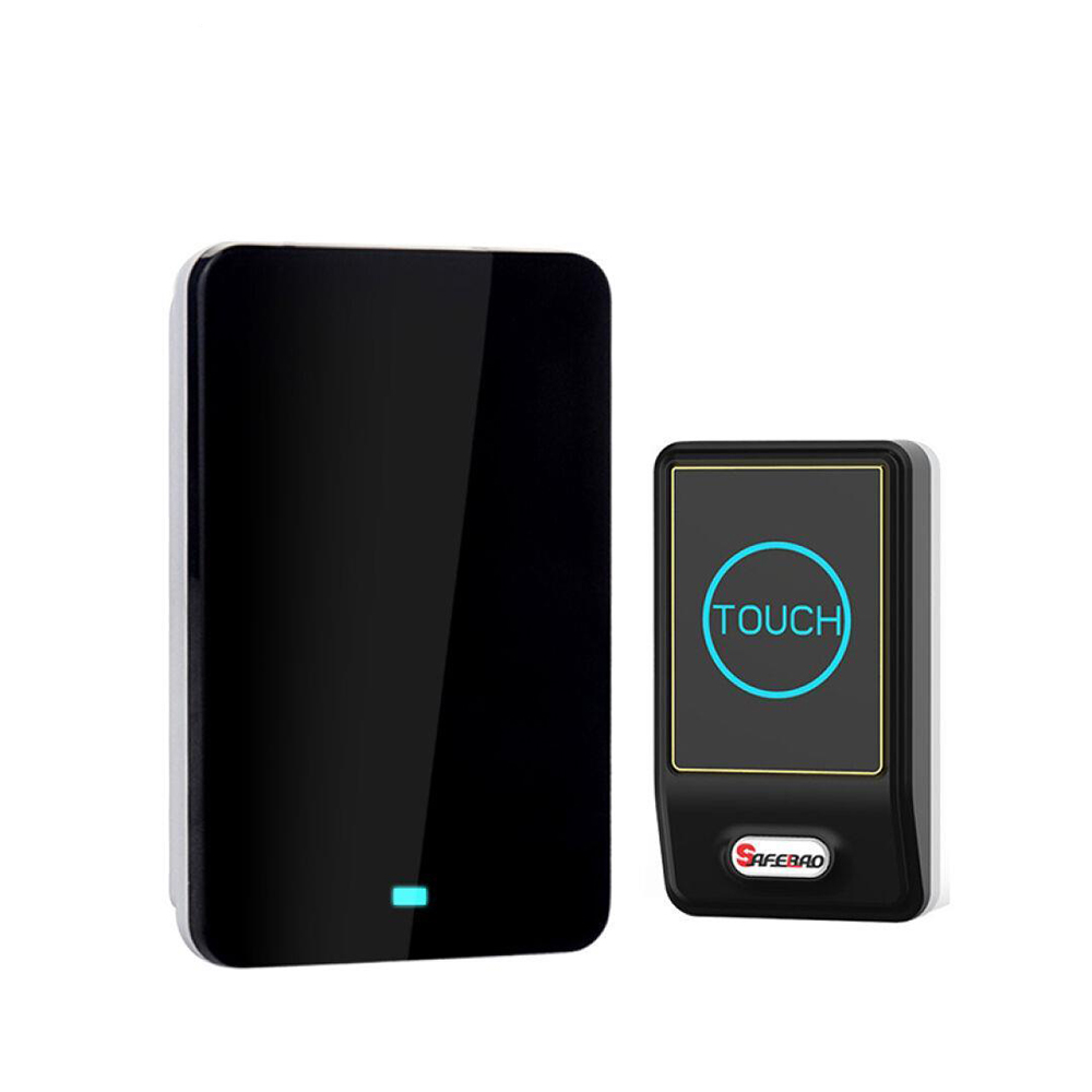 Wireless Water Proof Remote Smart Doorbell for home use