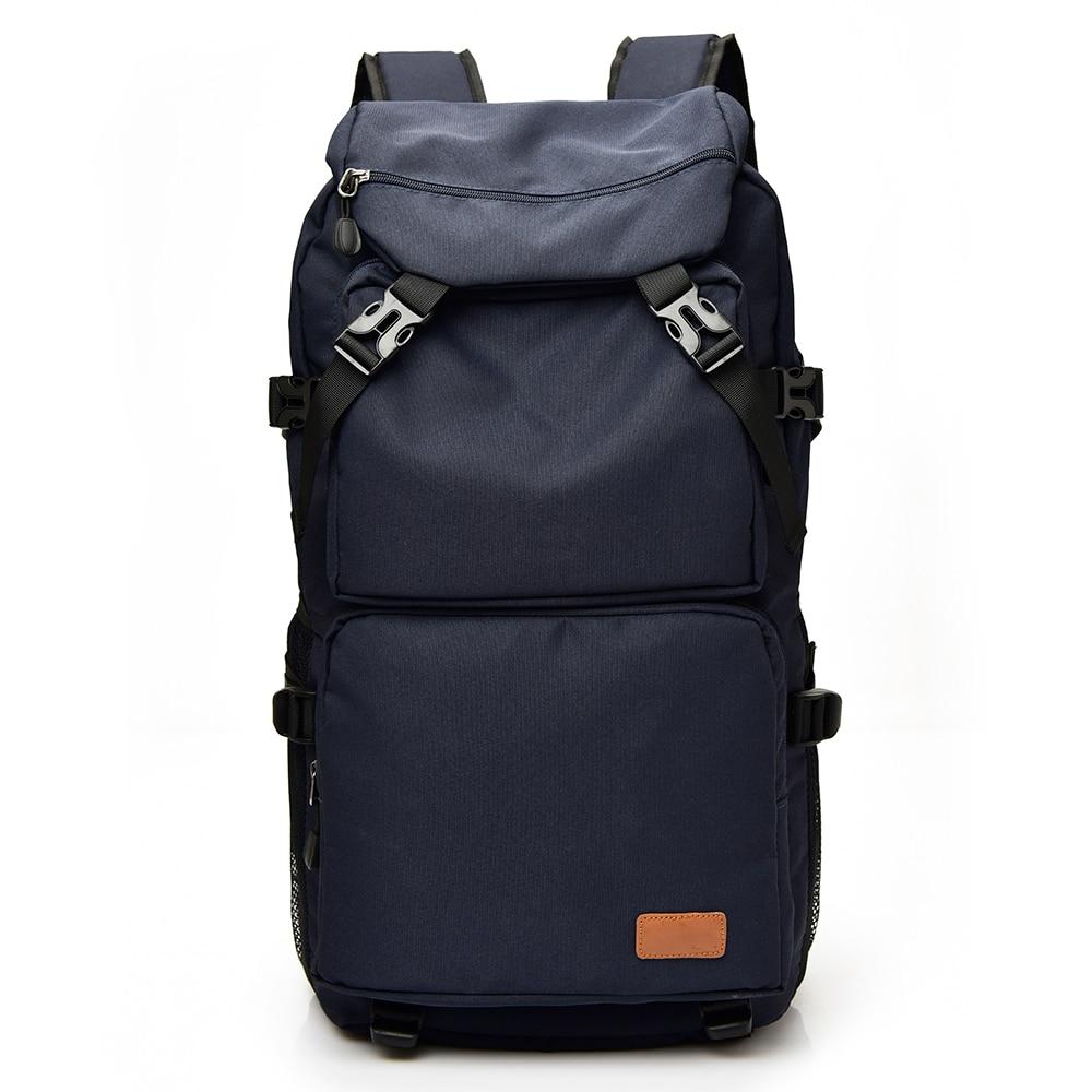 ФОТО 2016 NEW Nylon Men Backpacks Large Capacity Women Travel Backpack Waterproof High Quality Rucksack School Bags Computer Backpack