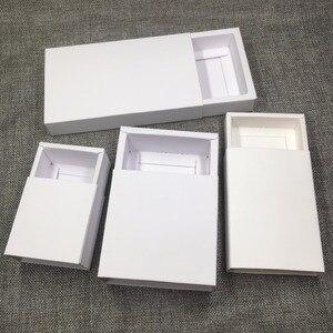 Image 3 - 20 шт./лот пустые ящики из крафт бумаги, черная картонная упаковочная коробка, «сделай сам», мыло ручной работы, украшения для вечеринки, подарочные коробки