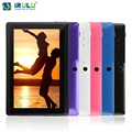 Expro irulu 1 tablet x1 7 polegada google android 4.4.2 kitkat Tablet PC A33 Quad Core dual Camera 1.5 GHz 8G ROM suporte wi-fi