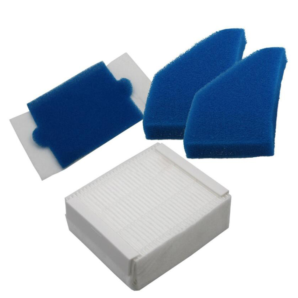 1set foam filter hepa filter for Thomas 787241, 787 241, 99 Dust cleaning filter replacements vacuum cleaner filter spare parts hepa foam