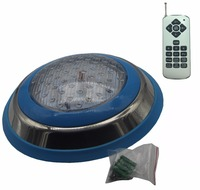 Swimming Pool Light 12V AC Under water Lamp IP68 Fountain LED Lights Color Changeable with Remote Control 36W 45W 54W