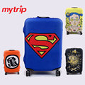 "Travel Thick Elastic Luggage Suitcase Protective Cover Dustproof Scratch-resistant Luggage Covers Apply to 18""~32"" Travel Cases"