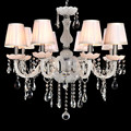 Люстра с кристаллами  Подвесная лампа для гостиной  модем  лампы для помещения  бесплатная доставка