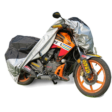 Motorcycle Bycicle Moped Covering Dustproof Waterproof Scooter Cover UV resistant Heavy Racing Bike Covers Three sizes