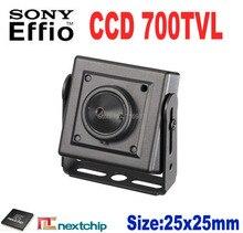 CCD 700TVL Hi-res Mini Square OSD menu mini Camera ATM Camera with Nextchip 2090+672673 Aerial Photograph FPV CAMERA Industrial