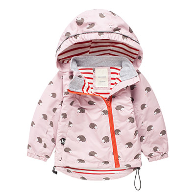 e4307a846 Jackets & Coats for girls Pink Kids Spring Autumn outerwear Trench coat  baby girl windbreaker Casual