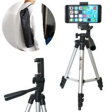 Universal Aluminium Camera Stand Monopod Tripod Holder For iPhone 7 7S 6 6S 5 5S 5C 4 4S