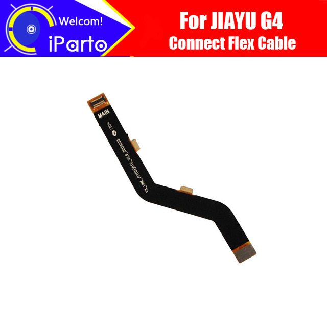 US $7 39 |For Jiayu G4 New original authentic Connect Charge Board Port  flex cable FPC for Jiayu G4 ANDROID Phone + Free shipping-in Mobile Phone  Flex