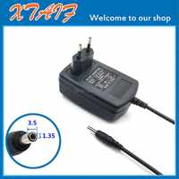 12V 2A * 3,5*1,3 MM adaptador de alimentación de CA cargador de pared para D-Link DIR-655 DIR-825 DIR-855 Router Gigabit