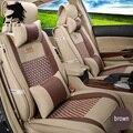 Крышка Места автомобиля Для Hyundai iX25 Creta Передняя и Задняя Полный часть набора для Четыре Сезона Универсальный 5 Местный Автомобиль аксессуары для интерьера