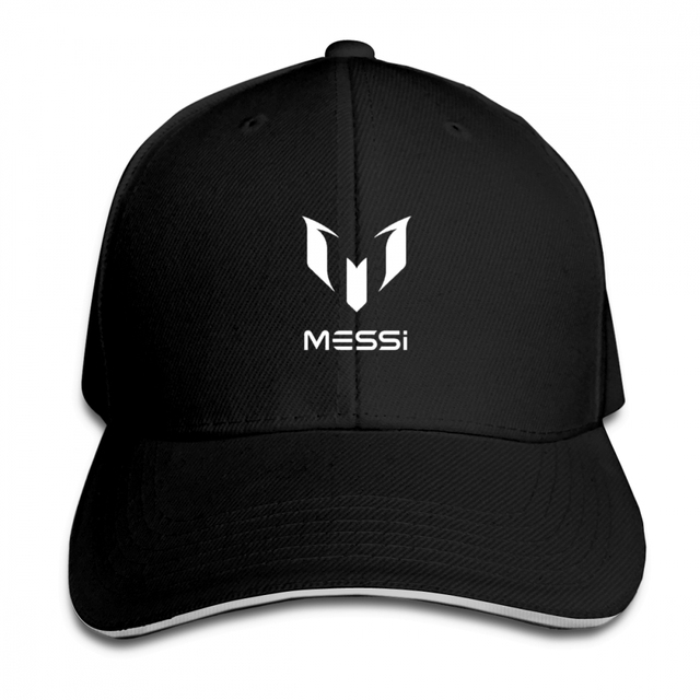 Unisex Adult Baseball Cap Barcelona MESSI Print Mens Womens Baseball Caps  Adjustable Snapback Caps Hats Man Femal Hat 334c5f1c440