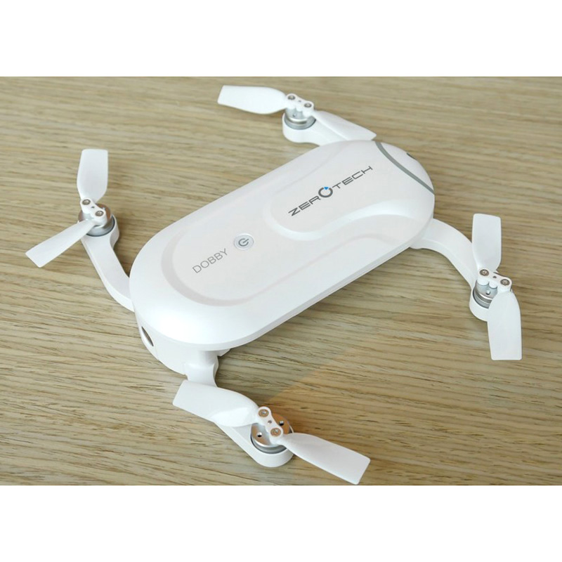 2017 New Brand and High Quality For Zerotech Pocket Quadcopter 1080P Selfie Camera GPS Smart Drones Control Helicopter