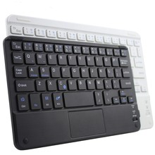 Portable Mini Wireless Bluetooth Keyboards with Touchpad Universal For All 7-10 inch Android