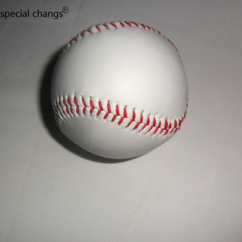 "Free Shipping 1 Piece 2.75"" New White Base Ball Baseball Practice Trainning Softball Sport Team Game ."