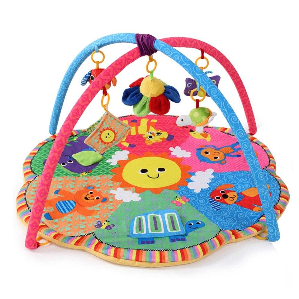 Bébé jouets jouer tapis infantile tapis éducatif Rack jouets pad jeu famille/fête enfants avec Parents drôle enfants couverture