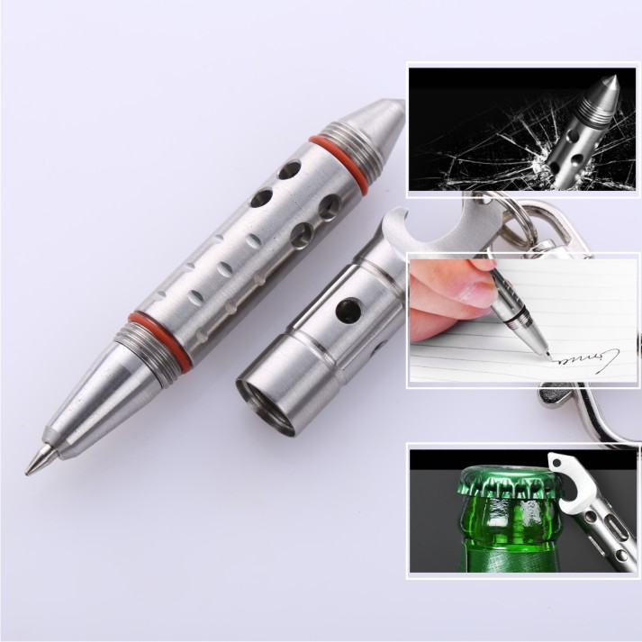 Mini Tactical Defence Pen Outdoor Self-defense Pen EDC Portable Tool tungsten steel head Women's Self-defense Products Keychain high quality tungsten steel head tactical pen self defense personal pen tactical portable outdoor edc tool autodefensa
