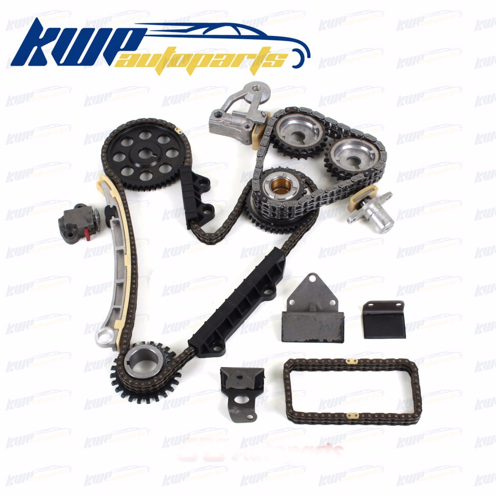 Timing Chain Kit For Suzuki H A H A Grand Vitara Xl Chevrolet Tracker on suzuki xl7 timing chain replacement