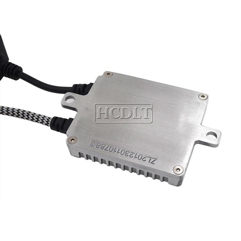 HCDLT AC 35W Xenon Canbus HID Ballast For Car Light Xenon HID Conversion Kit DLT X3 Canbus Error Free Digital Ballast Reactor (5)