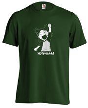 купить Yotsuba&! Yotsuba to! Yotsuba Koiwai Cute Anime Manga T shirt Tee New T Shirts Funny Tops Tee New Unisex Funny Tops недорого