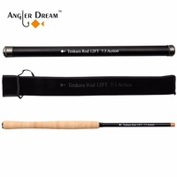 Angler Dream 12 13FT Tenkara Fly Rod 7 3 Fast Action 30T Carbon Fiber Graphite IM8