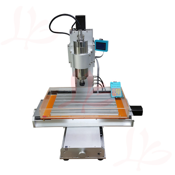CNC 3040 1.5KW axis cnc milling machine 1500W for wood stone metal carving cnc 5axis a aixs rotary axis t chuck type for cnc router cnc milling machine best quality