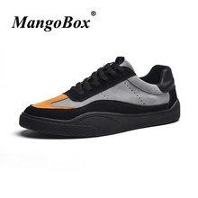 7d1af258da Primavera Outono Homens Casual Sapatos Confortáveis Sapatos de Plataforma Homens  Sapatos Originais Cinza Homens Brancos Jovens