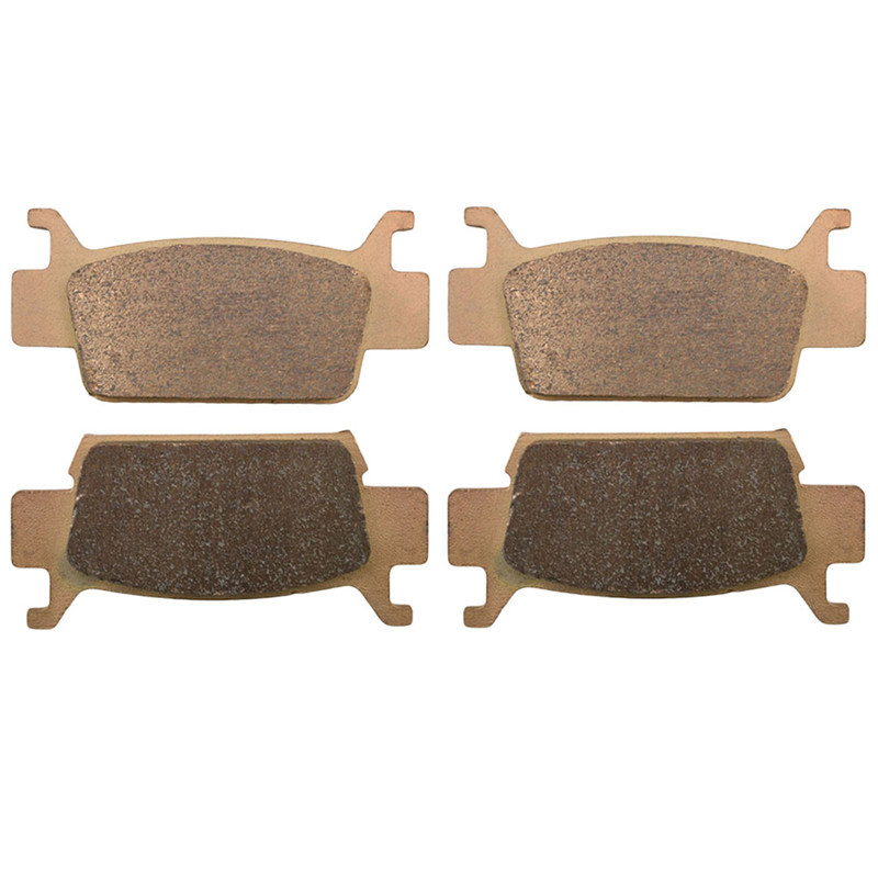 Motorcycle Parts Front Brake Pads Kit For HONDA TRX500 TRX 500 FE/FA Fourtrax Foreman 4x4 ES 05-08 Copper Based Sintered motorcycle parts copper based sintered motor front