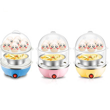Multi Function Rapid Electric Egg Cooker 14pcs Eggs Capacity Fast Egg Boiler Steamer