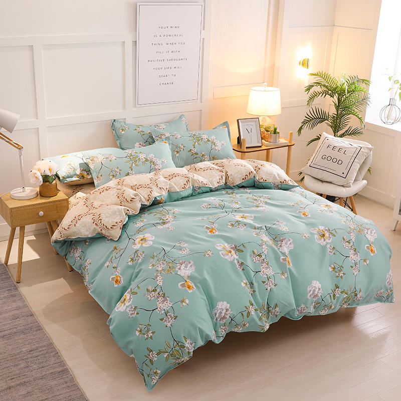 Bed Sets Duvet Cover Set 3/4pcs Bed Sheet Bed Linen Pillowcase Bedding Sets Comforter Bedding Sets Full King Twin Queen Size