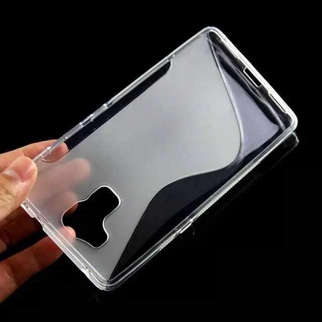 Для Huawei Honor 7 телефон мягкая вернуться тпу чехол крышка s-линии оболочки 400 шт./лот DHL бесплатная доставка