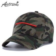 AETRENDS  Estate Cappello Tattico Uomini Della Protezione Delle Donne  Verde Camouflage Cappellini da Baseball di Pesca Cappelli. ab682808951c